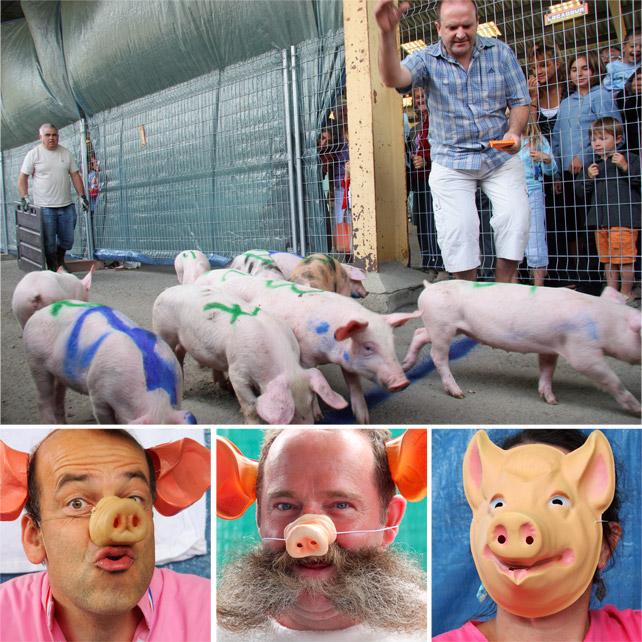 Cri du Cochon, France